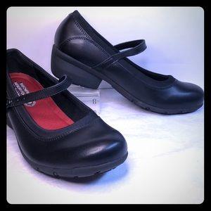 Skechers Work TOLER Slip resistant leather shoes